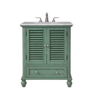 30 in.Single Bathroom Vanity set in Vintage Mint|https://ak1.ostkcdn.com/images/products/17999619/P24171020.jpg?impolicy=medium