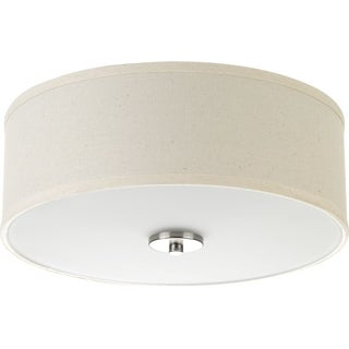 Inspire Collection Two-Light Flush Mount