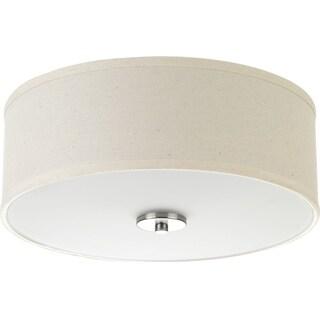 Inspire Collection Two-Light Flush Mount  sc 1 st  Overstock.com & Buy Progress Lighting Flush Mount Lighting Online at Overstock.com ...