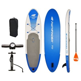 PathFinder Inflatable SUP Stand Up Paddleboard, Set of 2 (3 options available)