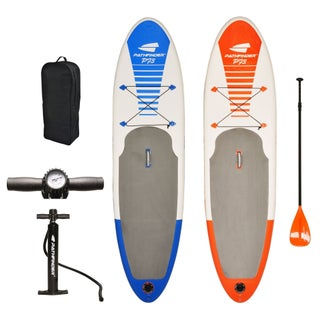 PathFinder Inflatable SUP Stand Up Paddleboard, Set of 2