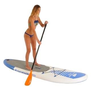 PathFinder SET OF 2 Inflatable SUP Stand Up Paddleboards (Option: Multi)