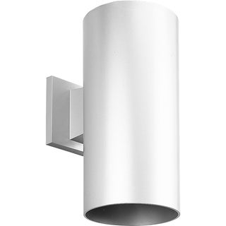 White LED Outdoor Wall Cylinder