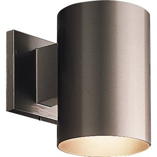 Bronze LED Outdoor Wall Cylinder