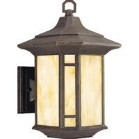Arts and Crafts One-Light Wall Lantern