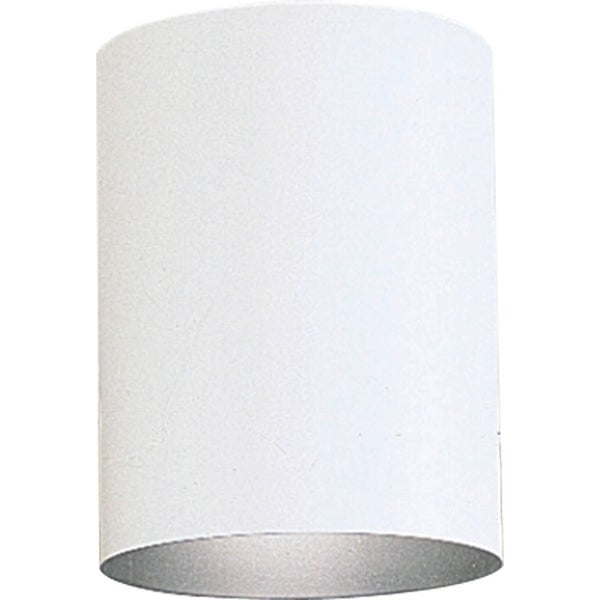 White LED Outdoor Flush Mount Cylinder