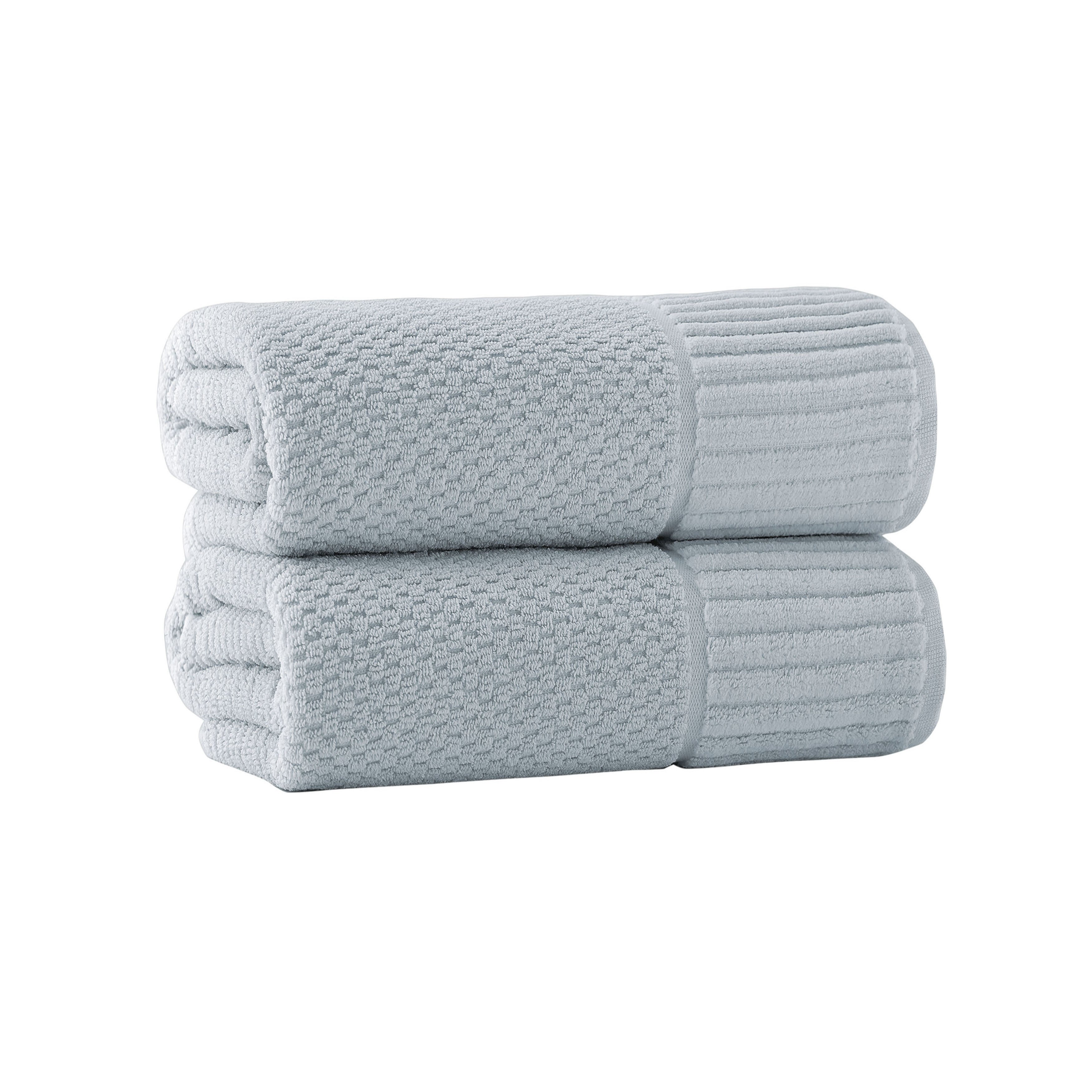thumbnail 15 - The-Gray-Barn-Scharbauer-Bath-Towels-Set-of-2