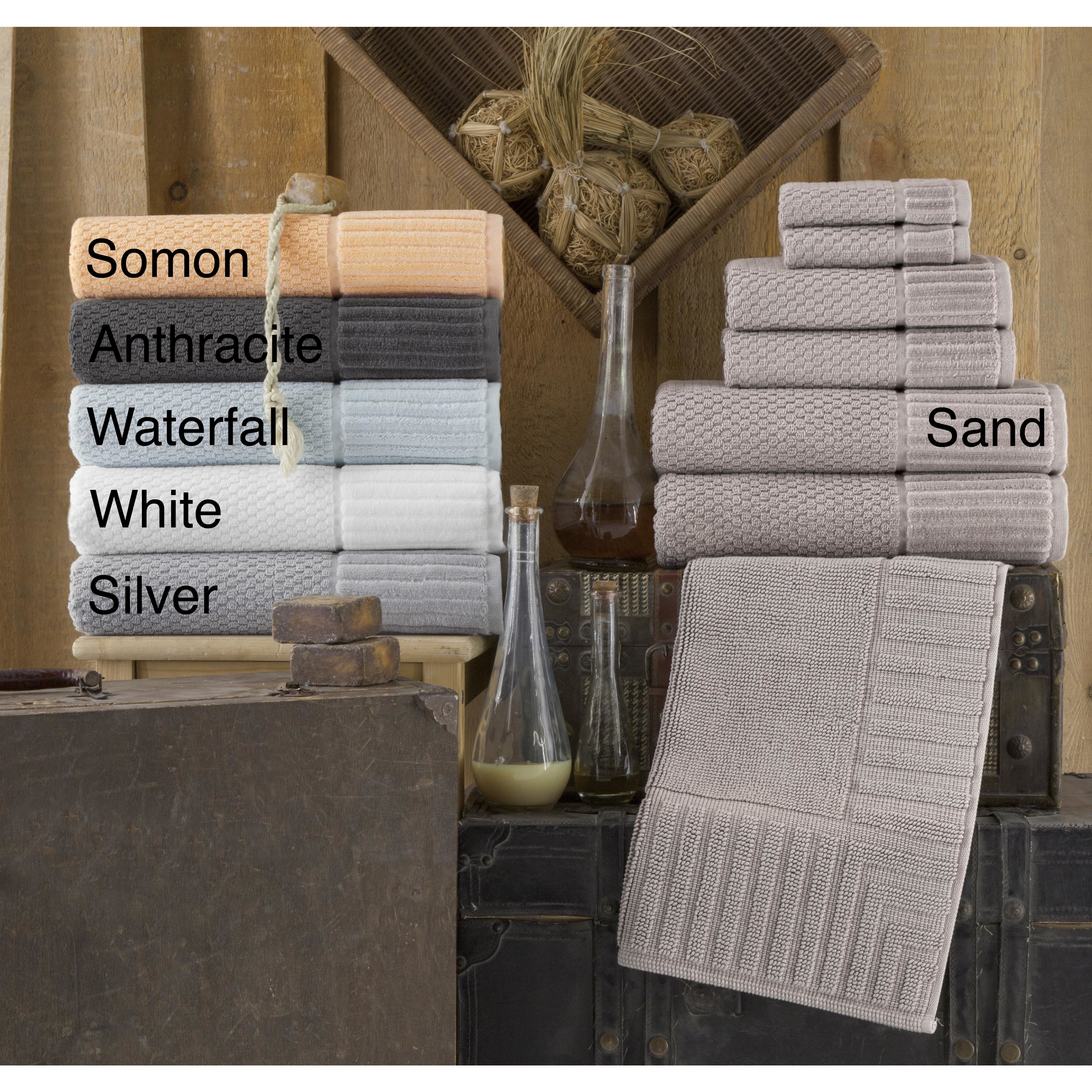 thumbnail 18 - The-Gray-Barn-Scharbauer-Bath-Towels-Set-of-2