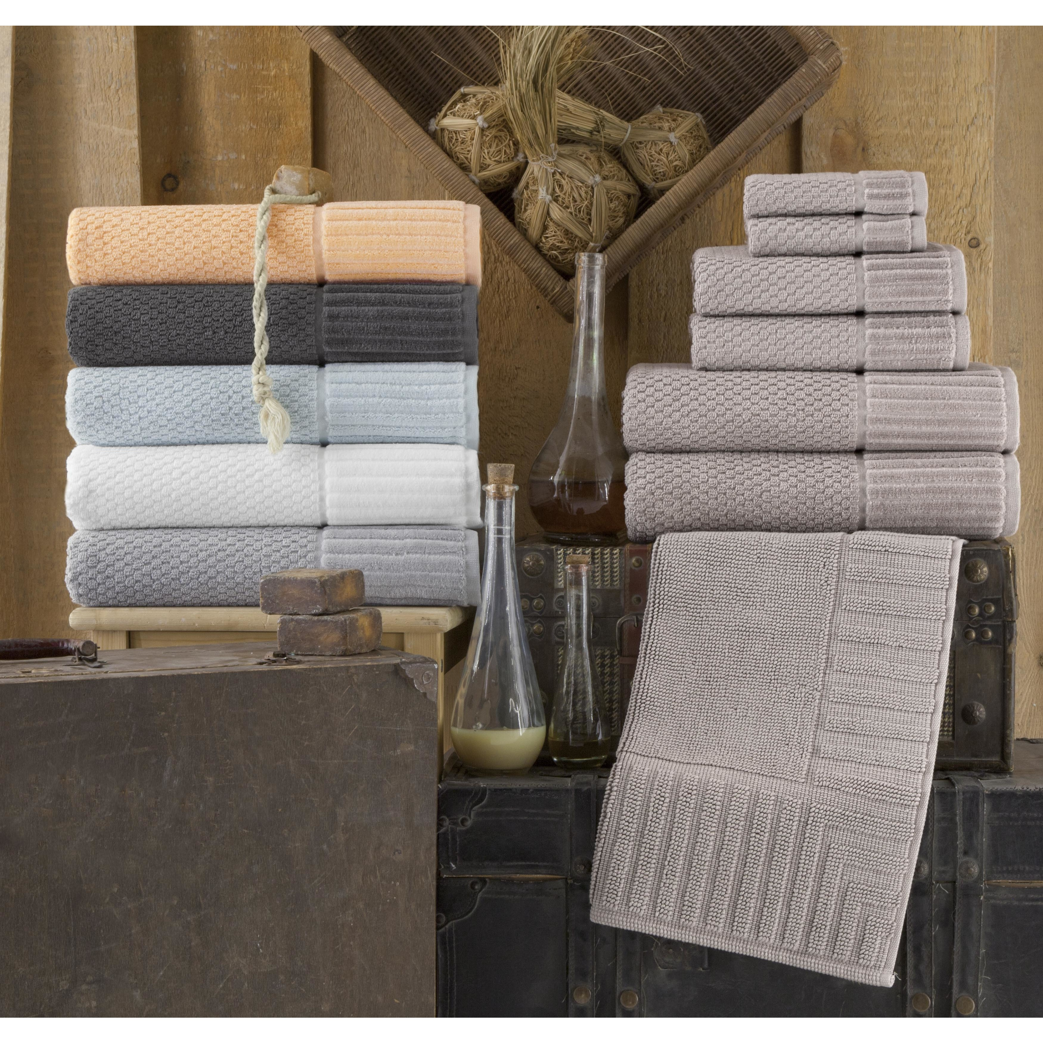 thumbnail 12 - The-Gray-Barn-Scharbauer-Bath-Towels-Set-of-2