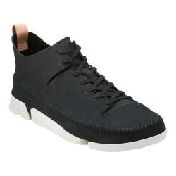 Men's Clarks Trigenic Flex Black Nubuck