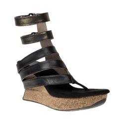 MODZORI Laila Thong Wedge Sandal (Women's) oAwLl