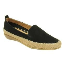 Women's VANELi Nadette Loafer Black Nabuk Leather