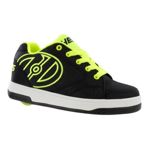 Children's Heelys Propel 2.0 Black/Bright Yellow/Ballistic