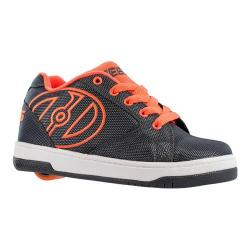 Children's Heelys Propel 2.0 Charcoal/Orange/Ballistic