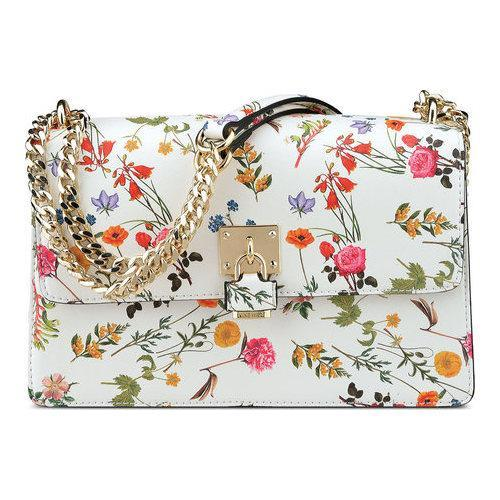 3b72bf14d1dc Thumbnail Women  x27 s Nine West Baldree Small Floral Shoulder Bag White ...