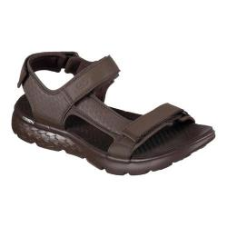 Men's Skechers On the GO 400 Explorer Sandal Chocolate
