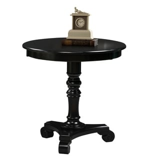 Convenience Concepts Talbot Classic Accents Wood End Table