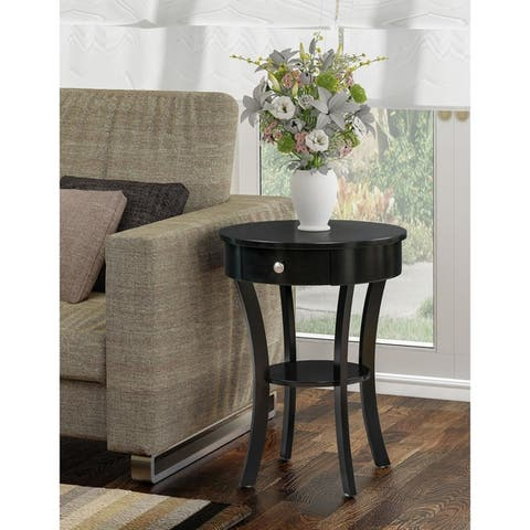 Copper Grove Classic Accents Schaffer End Table