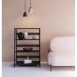 Carbon Loft Plimpton 3-tier Folding Shelf