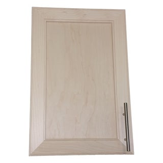 Village Recessed In The Wall Frameless Bar Pull Medicine Cabinet, 3.5 Inch  Depth