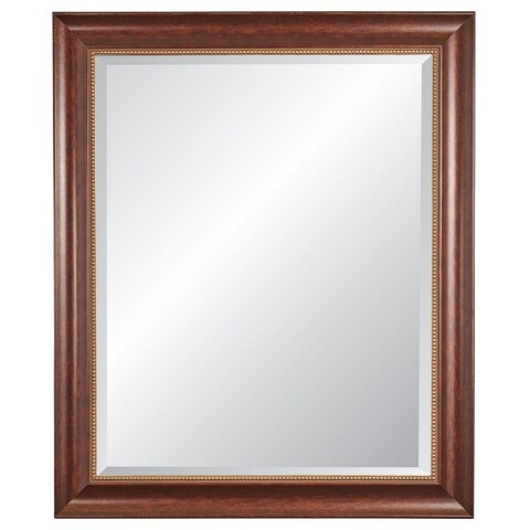 Cherry Wall Mirror (30 x 36-inch)