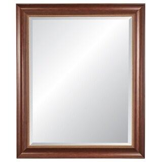 Cherry Wall Mirror (30 x 36-inch)