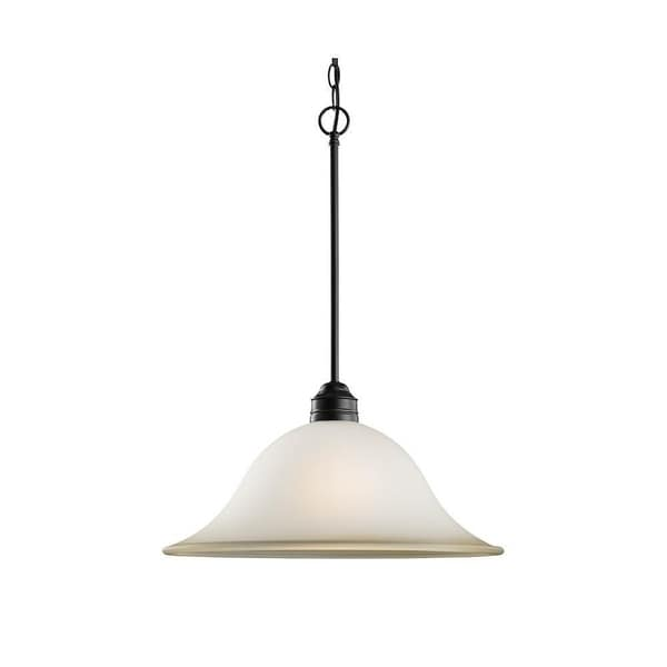 Shop Sea Gull Lighting 65850-782 Gladstone 1-Light Pendant