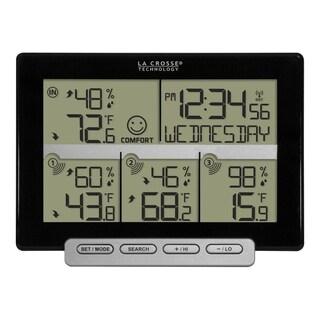 La Crosse Technology 308-1412-3TX Wireless Weather Station with 3 sensors