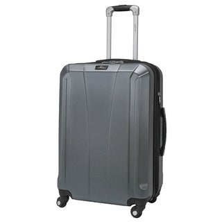 Skyway Pescadero 24-Inch Charcoal Hardside Spinner Suitcase