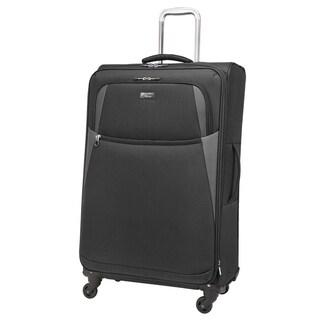 Skyway Encinitas 28-Inch Black Spinner Upright Suitcase