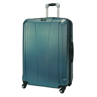 Skyway Pescadero 28-Inch Peacock Hardside Spinner Upright Suitcase