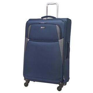 Skyway Encinitas 28-Inch Galaxy Blue Spinner Upright Suitcase