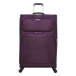 Ricardo Beverly Hills Saratoga 29-Inch Elixir Purple Spinner Upright Suitcase