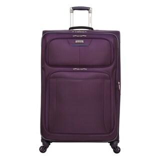 Ricardo Beverly Hills Saratoga 29-Inch Elixir Purple Spinner Upright Suitcase