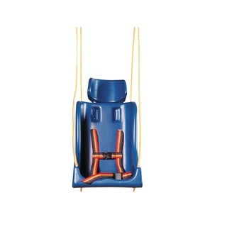 Full Support Swing Seat without Pommel, Medium (Teenager), with Rope