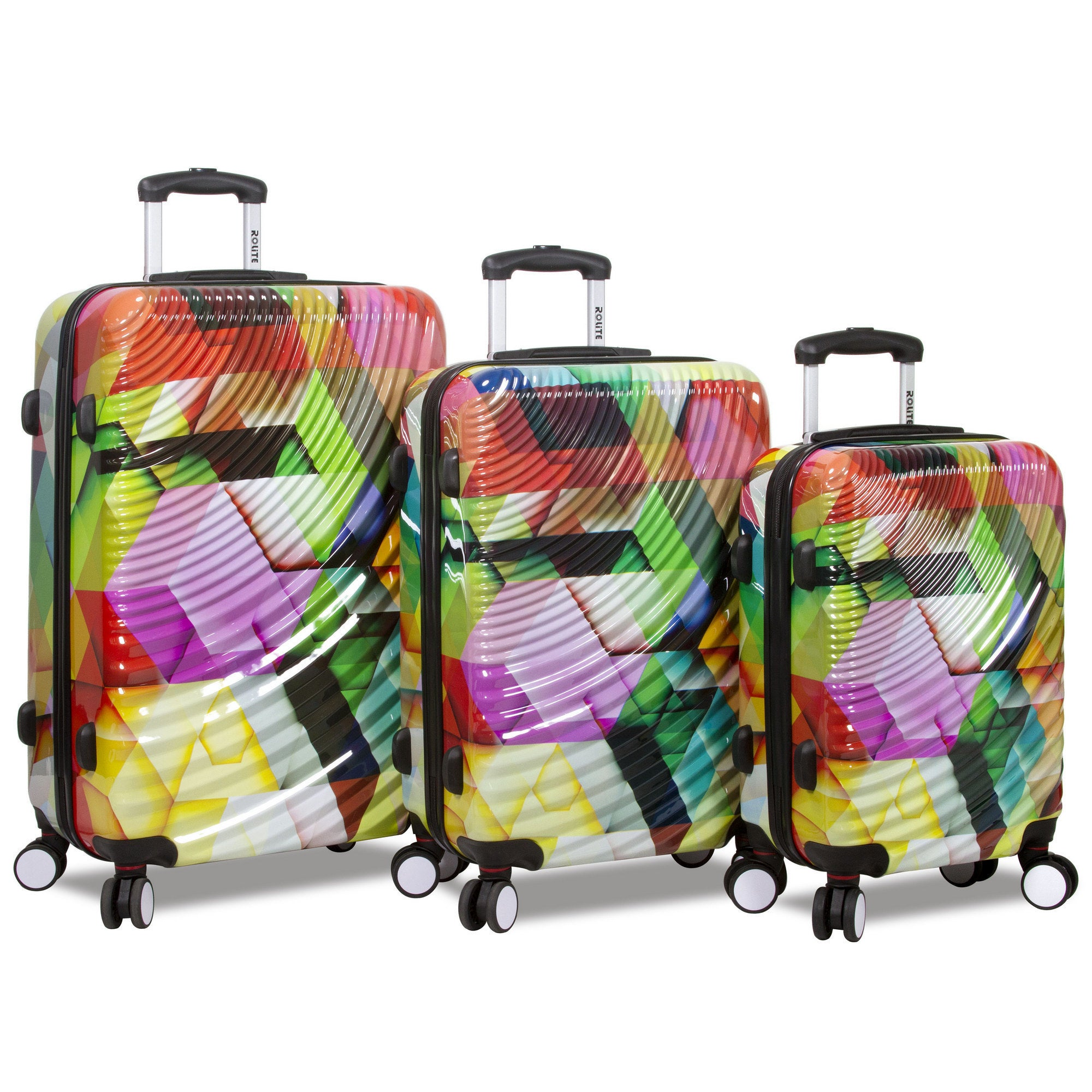 98ba55957 Graphic Luggage | Shop our Best Luggage & Bags Deals Online at Overstock
