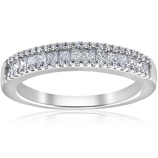 Princess Womens Wedding Bands Bridal Wedding Rings For Less