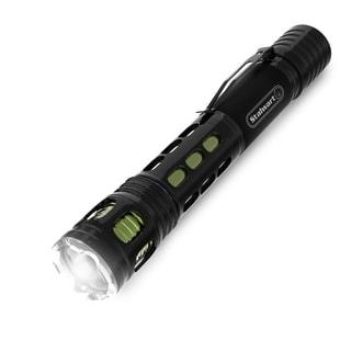 Handheld Aluminum LED Flashlight- By Stalwart (Green)