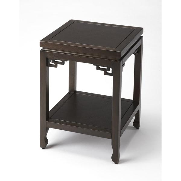 Butler Xingfu Contemporary End Table