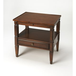 Butler Winston Antique Cherry Accent Table