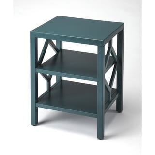 Butler Halcyon Teal End Table