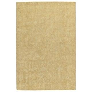 """Indoor/Outdoor Handmade Tula Sable Polyester Rug - 3'6"""" x 5'6"""""""