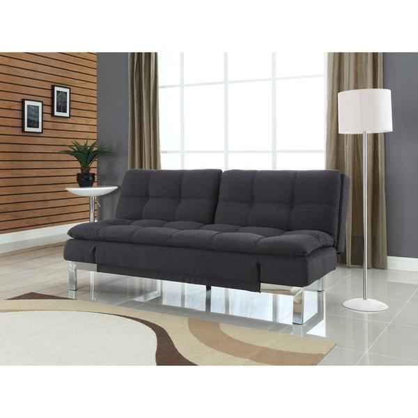 Shop Serta Barrett Convertible Sofa by Lifestyle Solutions - On Sale ...