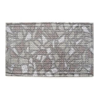 """Stephan Roberts Enna Recycled Rubber Doormat 18"""" x 30"""""""