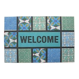"Stephan Roberts Scrape master Recycled Rubber Doormat 18"" x 30"""