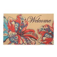 "Stephan Roberts Siena Recycled Rubber Doormat 18"" x 30"""
