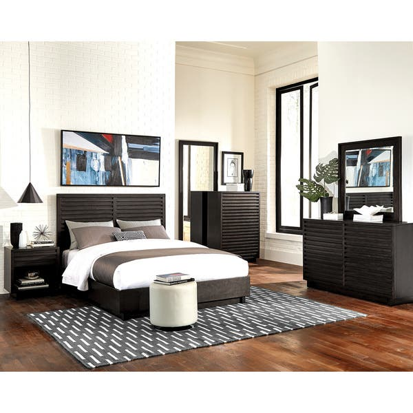 Shop Mason 7PC Bedroom Set - Free Shipping Today - Overstock ...