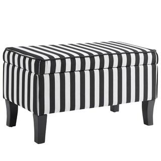 Denali Stripe Bench/ Ottoman