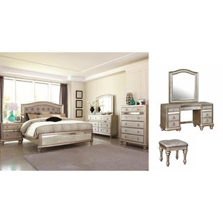 Royale 9PC Bedroom Set