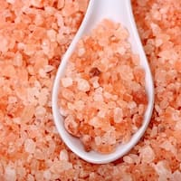 Black Tai Salt Co's (Food Grade) Himalayan Crystal Salt Coarse 10 Lbs 2.0-3.5mm (peppercorn size)